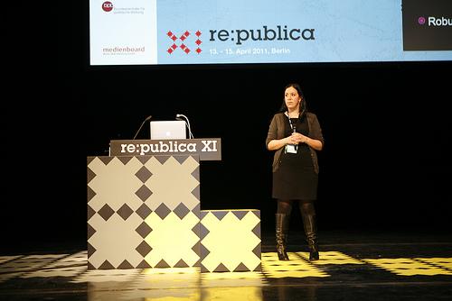at re:publica XI