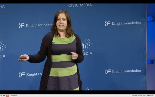 Jillian York at Civic Media